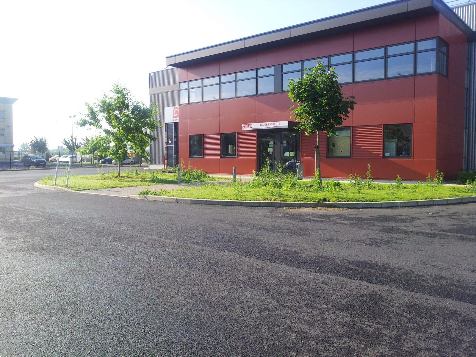 Acticentre d'IE 77  rue de Bauve à Meaux