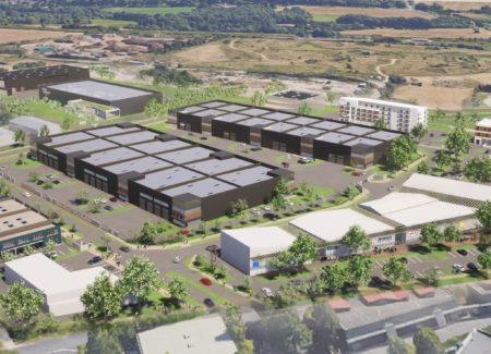 Maîtrise foncière publique terminée sur la ZAC à Chalifert