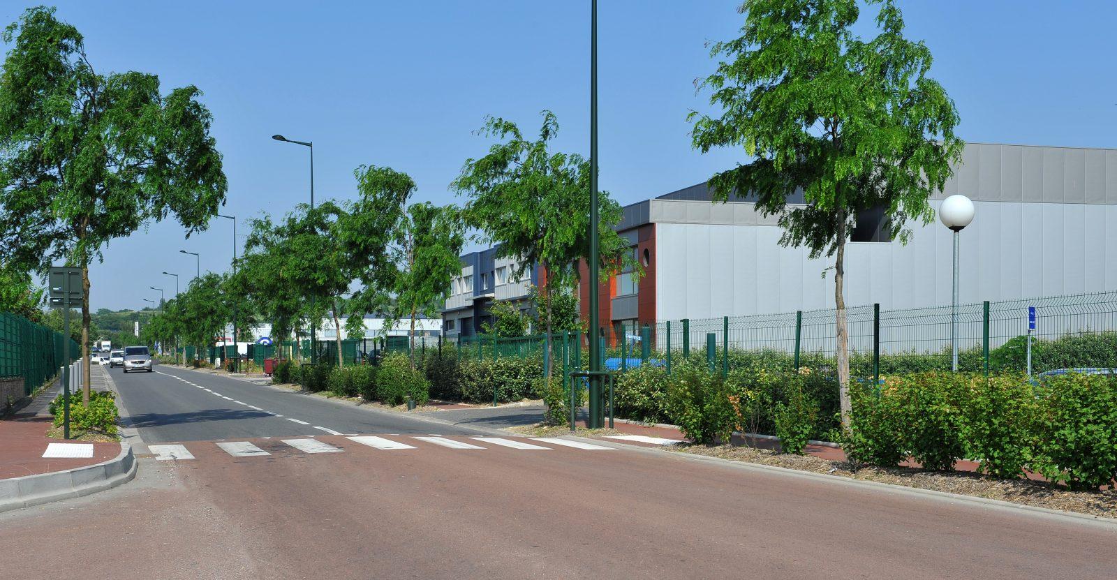 Des bâtiments et des espaces publics de qualité, Photo Jean-Paul HOUDRY