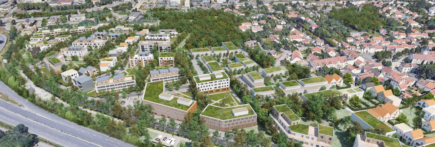 ZAC CENTRE-BOURG