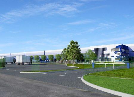 Le plus grand entrepôt logistique d'Europe sur une zone d'Aménagement 77 !