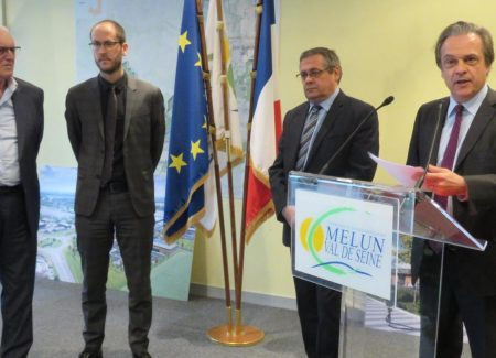 Une convention pour développer la ZAC de la Mare aux Loups à St-Fargeau-Ponthierry