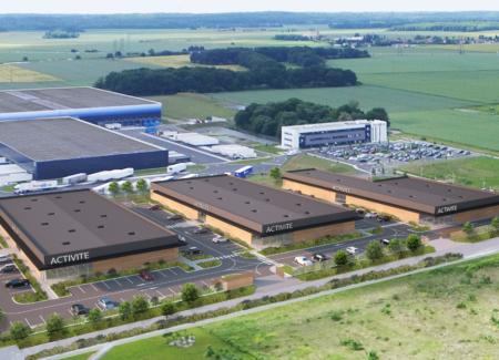 2 hectares vendus par la SEM à St Fargeau-Ponthierry, plus de 120 emplois à terme
