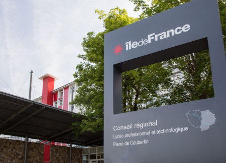 La Région Île-de-France choisit Aménagement 77 pour son projet sur le lycée Pierre de Coubertin à Meaux