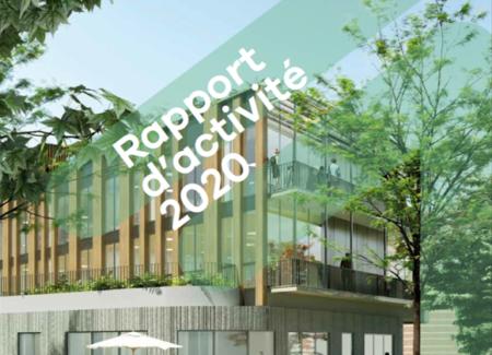 Rapport d'activité 2020 : résilience et investissements d'avenir