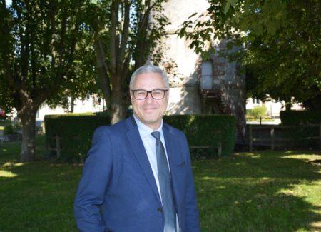 Yann DUBOSC élu Président d'Aménagement 77